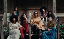 "This is Beyoncé's video for ""All Night"" from her 'Lemonade' film."