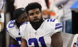 ezekiel elliott confused face
