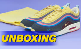 Sean Wotherspoon x Nike Air Max 97/1 Unboxing Thumbnail