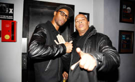 U-God and RZA