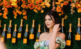 Kendall Jenner attends The Tenth Annual Veuve Clicquot Polo Classic