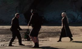 Screenshot from episode 1 of 'Game of Thrones' behind-the-scenes series.