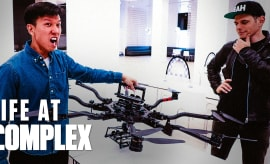 Racing Drones & Complex LA Office Tour | Life At Complex