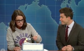 Tina Fey on 'Weekend Update'