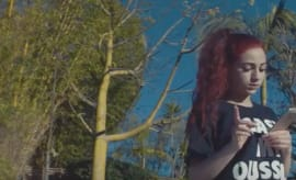 Danielle Bregoli in Kodak Black video