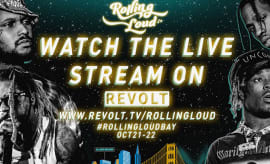 This is a photo of Rolling Loud.