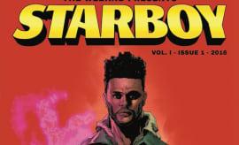 Weeknd Starboy comic