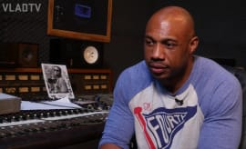 This is Kareem 'Biggs' Burke talked to 'VladTV.'