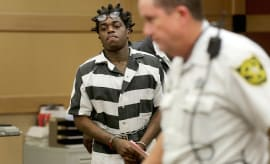 Kodak Black sentenced to probation