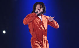 J. Cole at Barclays