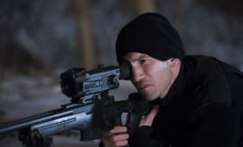 Jon Bernthal as Frank Castle (aka The Punisher) in 'Marvel's The Punisher'