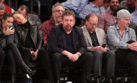 Knicks owner James Dolan.