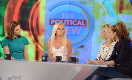 Tomi Lahren on 'The View'