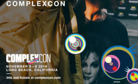 This is an image of GoldLink for ComplexCon.