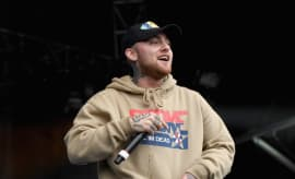 Mac Miller live in Queens 2016