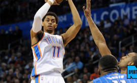 OKC's Jeremy Lamb Talks Style in the Thunder Locker Room and Lil B's Effect on KD