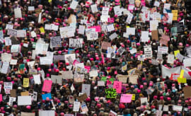 Women's March in Washington, D.C.
