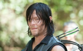 Norman Reedus on 'The Walking Dead'