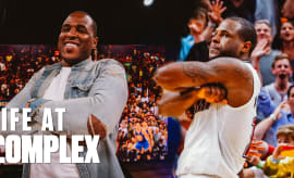 Dion Waiters Confidence Is Still Sky High | Life At Complex