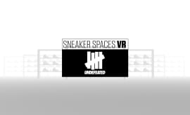Undefeated Sneaker Spaces