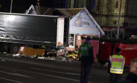 Berlin Xmas market attack