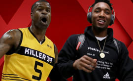 Guest Stephen Jackson Unfiltered; Donovan Mitchell Trolls ROY Comp Ben Simmons | Out of Bounds