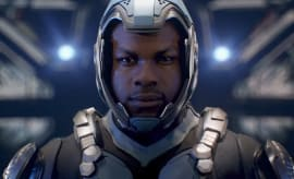 John Boyega in Pacific Rim Uprising