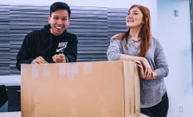 LifeAtComplex: Special Nike Unboxing, Not An Exaggeration