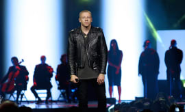 Macklemore performs for We Day Toronto