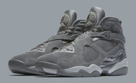 Air Jordan 8 VIII Cool Grey Release Date Main 305381-014