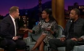 Gabrielle Union Late Show