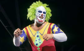 Doink the Clown WWE Survivor Series