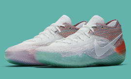 buy online 194a6 67df5 Nike Kobe A.D. NXT 360 White Multicolor Release Date AQ1087-102 Pair