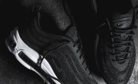 Nike Air Max 97 LX Swarovski Crystals Heel 927508-001