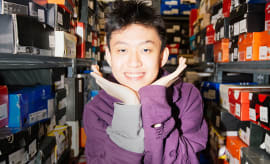Rich Brian Goes Sneaker Shopping With Complex | Sneaker Shopping