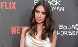 Actress Alison Brie attends a screening of 'BoJack Horseman'