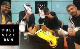 Full Size Run Nike Air Monarch