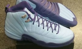 Air Jordan 12 GS Hornets Lede 510815-418