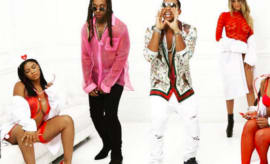 "Ludacris and Ty Dolla Sign ""Vitamin D"" Video"