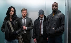 'Marvel's The Defenders'