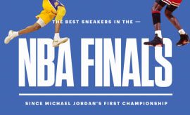The Best Sneakers in the NBA Finals Every Year Since Michael Jordan's First Championship