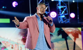 John Cena at Teen Choice Awards