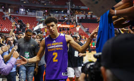 lonzo ball at summer league