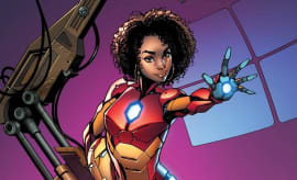 Riri Williams as Ironheart