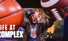 Nate Robinson Going Beast Mode This Summer | Life At Complex