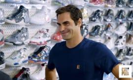 Sneaker Shopping
