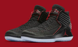 Air Jordan 32 XXXII Banned Bred Release Date Main AA1253-001