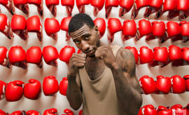 Iman Shumpert Rumble Boxing Complex Original 1