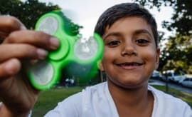 Due to accidentally launching small projectiles, fidget spinners have WA authorities worried