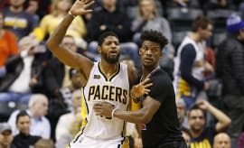 paul george and jimmy butler